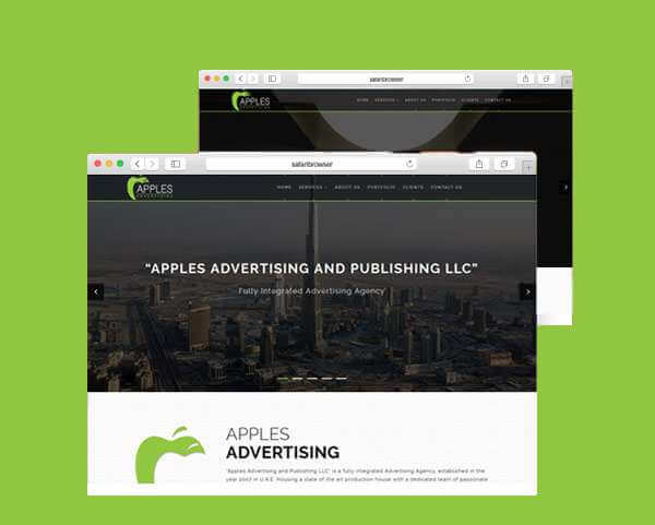 Leading website development company in UAE